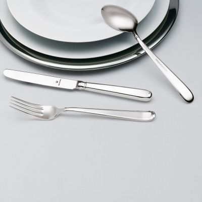 Silver Plated Cutlery Set - 4 Pieces - Gala in 180g Silver Plated